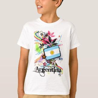 Flower Argentina T-Shirt