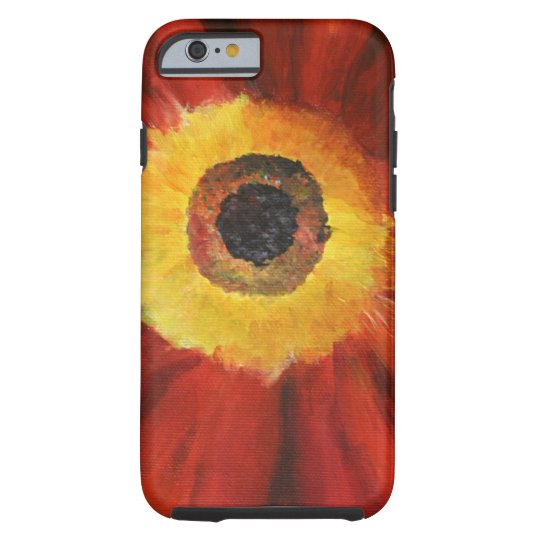 Flower Art iPhone 6/6s, Tough Tough iPhone 6