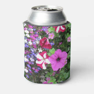 Flower Basket Can Cooler