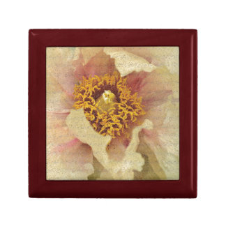 Flower Beauty Small Square Gift Box