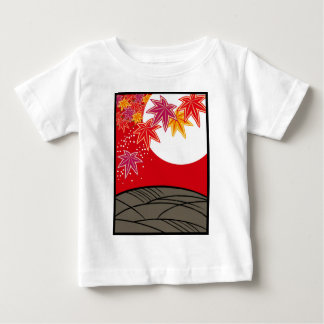 Flower bill monk August tinted autumn leaves T Shirt