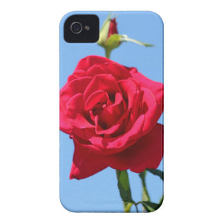 Flower BlackBerry Bold Case-Mate Barely There™ Case-Mate iPhone 4 Case