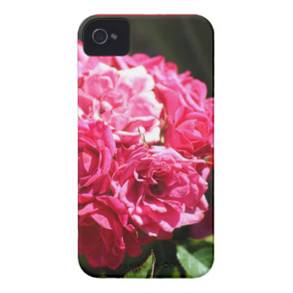 Flower BlackBerry Bold Case-Mate Barely There™ iPhone 4 Case
