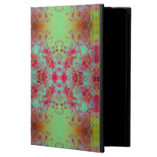 Flower blast cover for iPad air