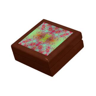 Flower blast gift box