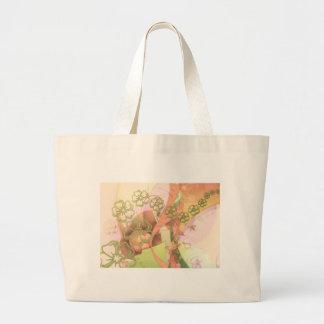 Flower Blossoms Vines  Love Destiny Art Digital Bag