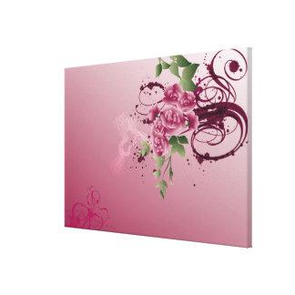 Flower Bouqet Canvas Print
