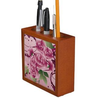 Flower Bouqet Desk Organiser