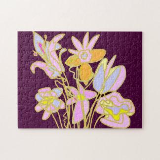 Flower Bouquet Jigsaw Puzzle