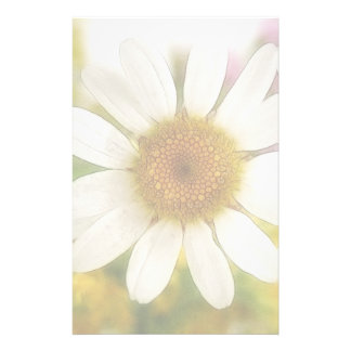Flower Bouquet - White Daisy Stationery