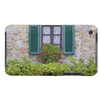 Flower box on window iPod touch cases
