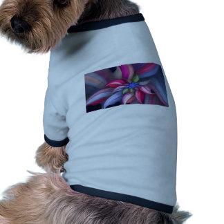 Flower Bright Dog Tee Shirt