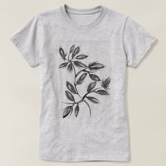 Flower Bud T-Shirt