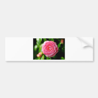 Flower Bumper Sticker