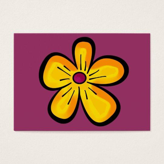 Flower Business Card