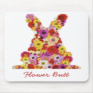 Flower Butt Mousepad