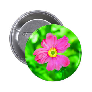 Flower Button Buttons