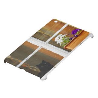 Flower by the window, Sighisoara, Romania iPad Mini Cover