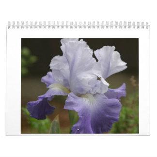 Flower calender calendar