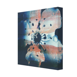 Flower Canvas Print Wall Art