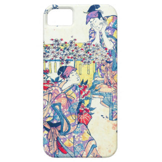 Flower Cart 1806 Cover For iPhone 5/5S
