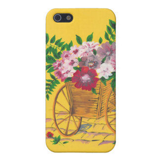 Flower Cart iPhone 5/5S Cover