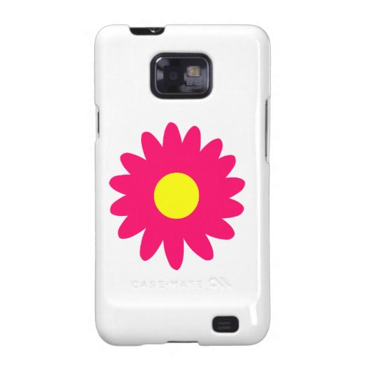 Flower Galaxy SII Covers