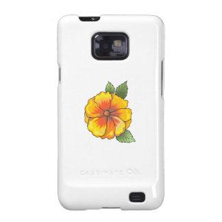 FLOWER SAMSUNG GALAXY SII CASES