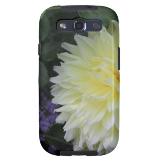 Flower Galaxy S3 Cover