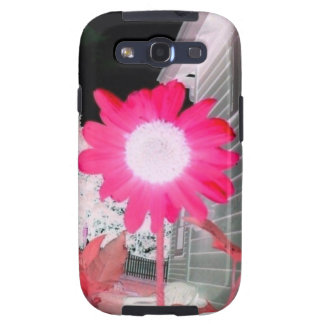 Flower Samsung Galaxy SIII Cases
