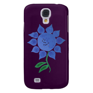 Flower Galaxy S4 Cover