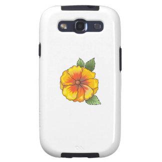 FLOWER SAMSUNG GALAXY SIII COVER