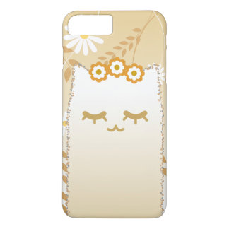 Flower Cat case