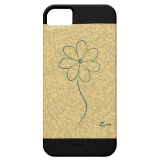 Flower-challenge Case For The iPhone 5