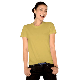 Flower Child Fairy Ladies Organic T-Shirt Fitted