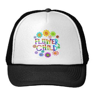 FLOWER CHILD MESH HAT