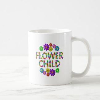 Flower Child Coffee Mugs