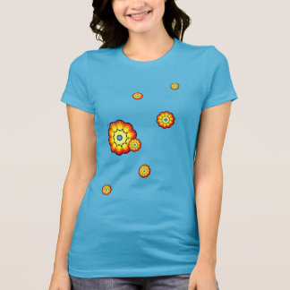 Flower Child Woman's T-shirt