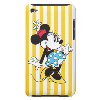 Flower Classic Minnie Mouse iPod Case-Mate Cases