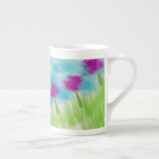 Flower Coffee Cup