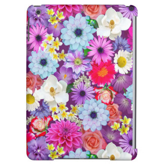 Flower Collage Printed Ipod Air case