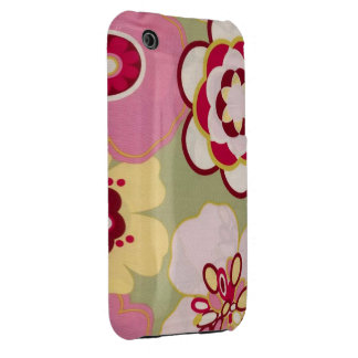 Flower Cover iPhone 3 Cases