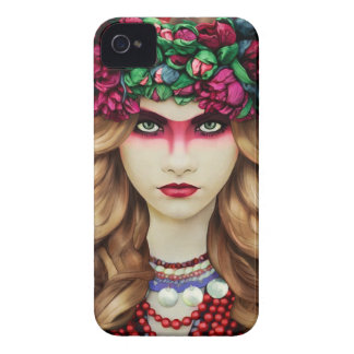 Flower Crown Case-Mate iPhone 4 Cases