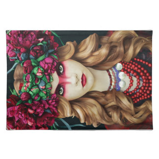 Flower Crown Placemat