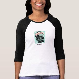 Flower Crown Socrates T-Shirt