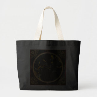 Flower - Daisy - Gone with the wind Jumbo Tote Bag