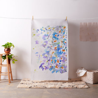''Flower dance'' Fabric