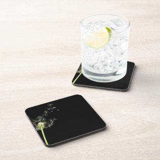 Flower - Dandelion - Gesundheit Beverage Coaster