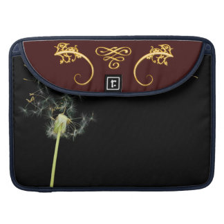 Flower - Dandelion - Gesundheit Sleeves For MacBook Pro
