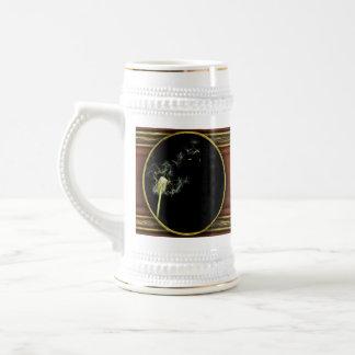 Flower - Dandelion - Gesundheit Coffee Mug
